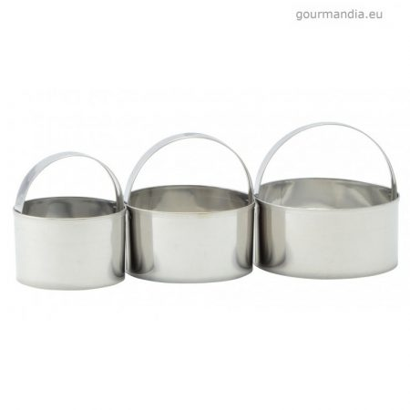 Perfect Home pogácsa szaggató (3 darab)