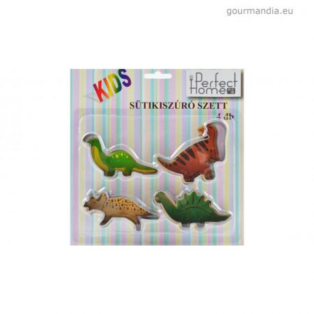 Perfect Home sütikiszúró - dinók