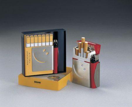 Hogri cigarettatartó