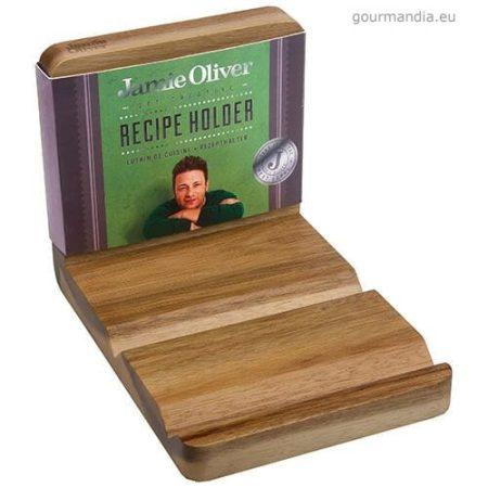 Jamie Oliver szakácskönyv vagy tablet tartó