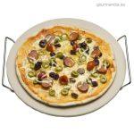J.O. pizza kőlap - 33 cm