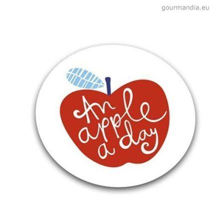 Joseph & Joseph munkafelület védő, vágólap (apple day)