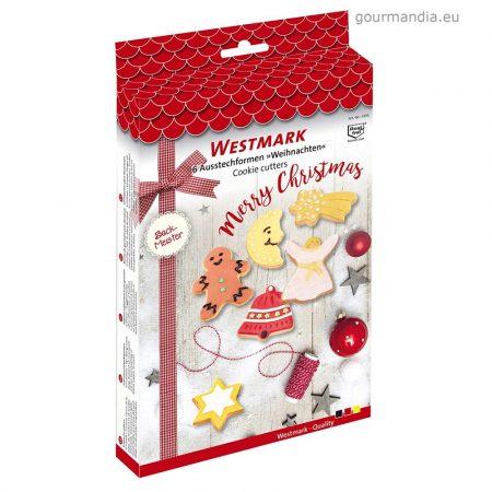 Westmark karácsonyi kiszúrókészlet